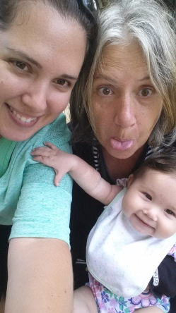 Me, my mum and my daughter…three generations